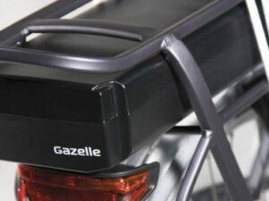 Gazelle batteri panasonic