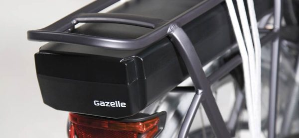 Gazelle batteri panasonic