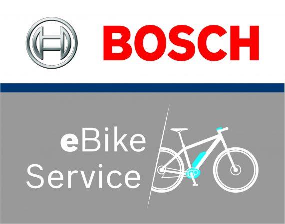 Bosch eBike Service logo