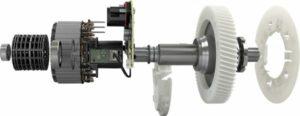 Bosch centermotor
