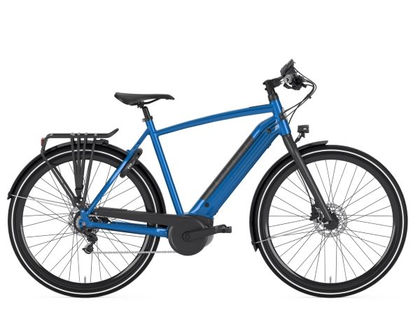Gazelle CityZen C8 HMB Tropicalblue