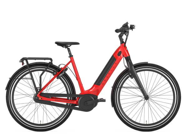 Gazelle Ultimate C8+ HMB red L 2020