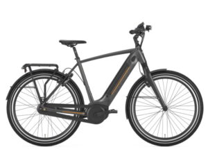Gazelle Ultimate C8+ HMB titanium H 2020